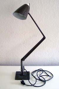 The Lamp Parabolic Microphone
