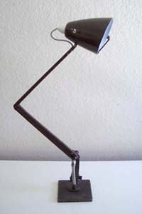 lamp-microphone