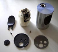 braun lighter disassembly